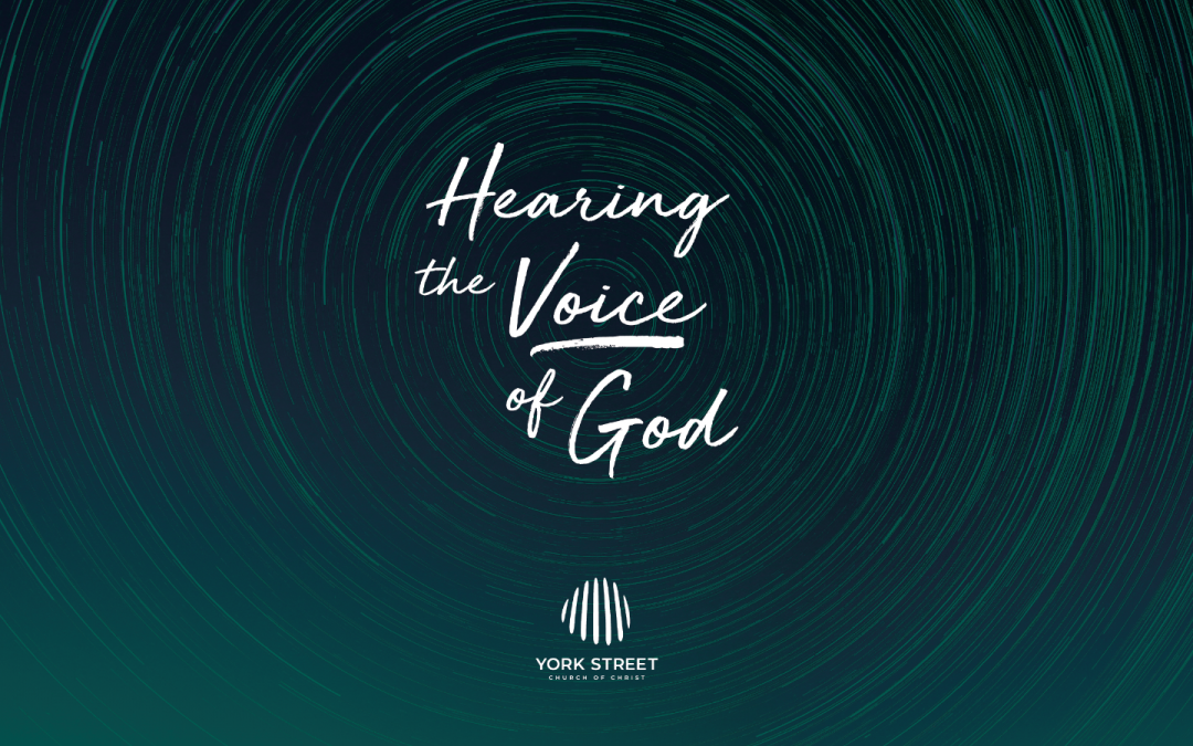 Hearing the Voice of God | Angela Oliver