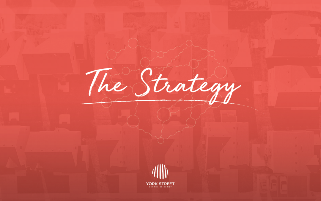 Acts: The Strategy | Tim Walter
