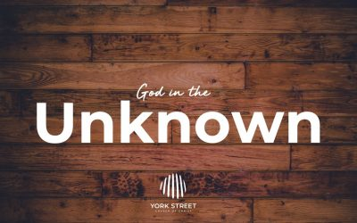 God in the Unknown | Tim Walter