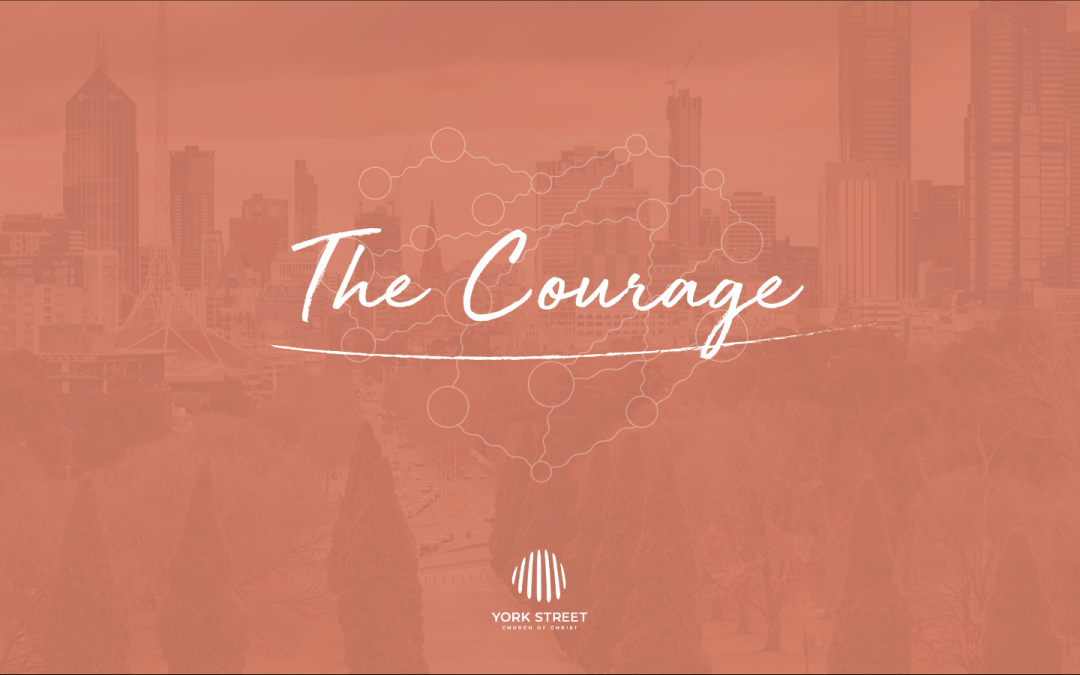 Acts: The Courage | Alisa Walter